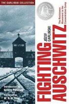 Boek cover Fighting Auschwitz van Jozef Garlinski