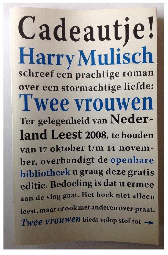 Twee vrouwen : roman - Harry Mulisch  