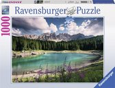 Ravensburger puzzel Prachtige Dolomieten - legpuzzel - 1000 stukjes