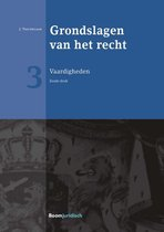 Boom Juridische studieboeken - Grondslagen van het recht 3 Vaardigheden