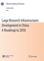 Large Research Infrastructures Development in China