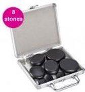 Hot Stone Massage Set 220V - 8 Stones
