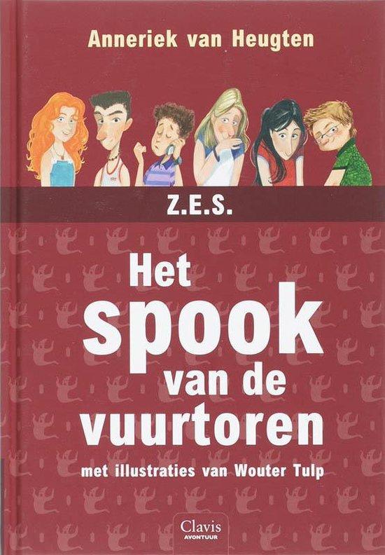 De Z.E.S. 1 - Het spook van de vuurtoren - Anneriek van Heugten | Readingchampions.org.uk