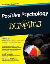 Afbeelding van Positive Psychology For Dummies