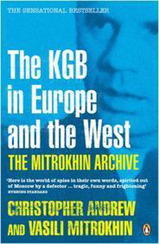 Boek cover The Mitrokhin Archive van Christopher Andrew (Onbekend)