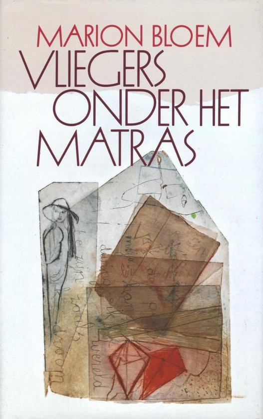 Vliegers onder het matras - Marion Bloem |