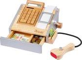 howa Houten Speelgoed Kassa met Rekenmachine 4873