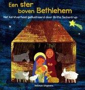 Boek cover Een ster boven Bethlehem van Diverse auteurs (Hardcover)
