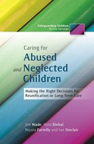 Omslag Caring for Abused and Neglected Children