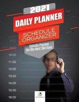 2021 Daily Planner Schedule Organizer