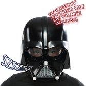 Masker met SFX Star Wars: Darth Vader (29749/29746)
