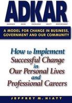 Boek cover Adkar van Jeff Hiatt