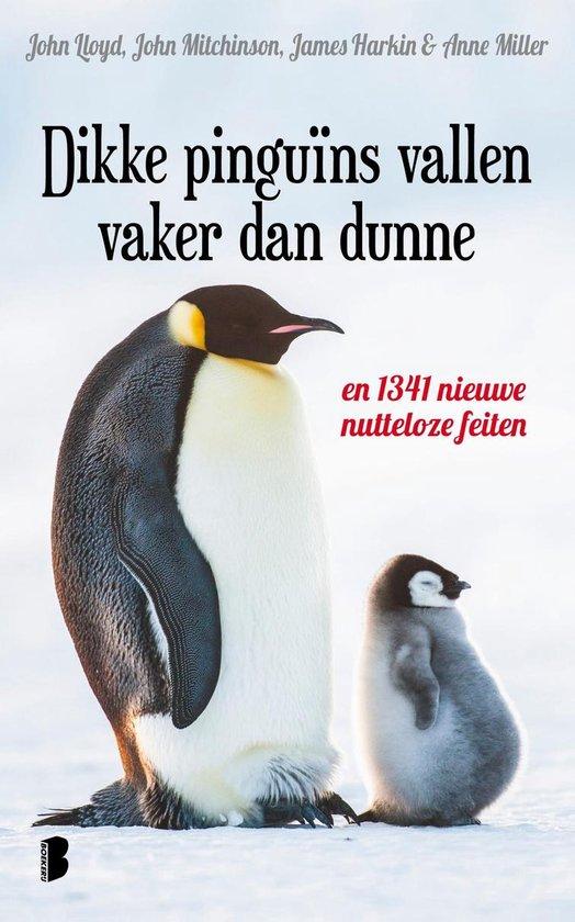 Dikke pinguïns vallen vaker dan dunne - John Mitchinson |