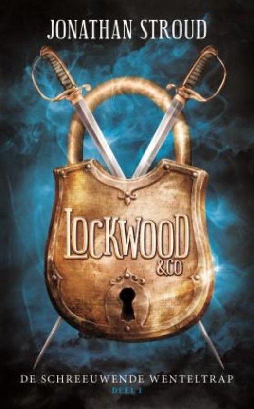 Lockwood & co 1 - De schreeuwende wenteltrap - Jonathan Stroud   Fthsonline.com