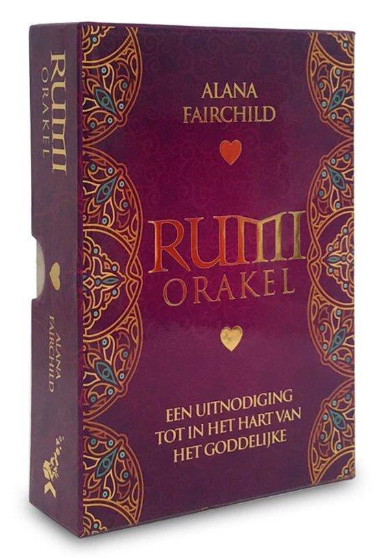 Rumi-orakel - Angela Hartfield |