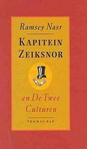 Omslag Kapitein Zeiksnor & De Twee Culturen