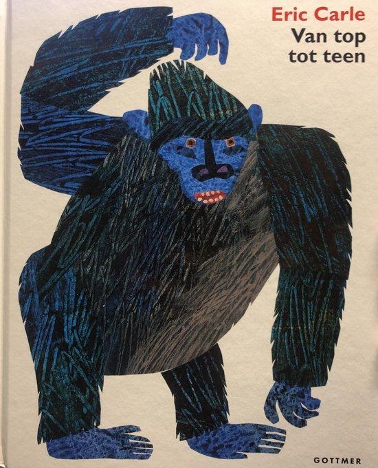 Afbeelding van het spel Kinderboeken voorleesboek Van top tot teen