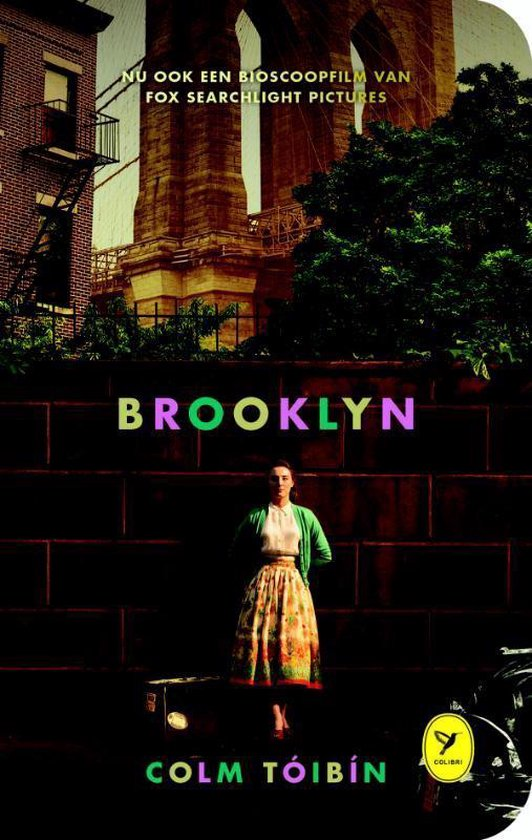 Brooklyn - Colm Tóibin |