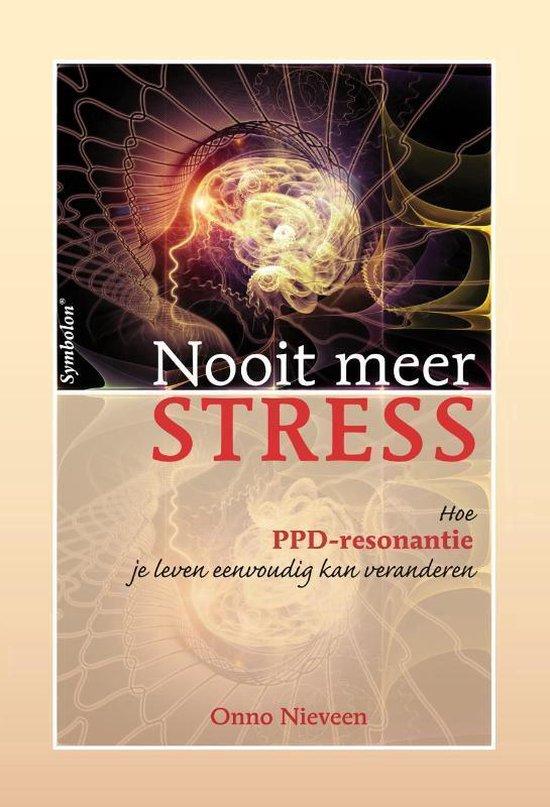 Nooit meer stress - Onno Nieveen |