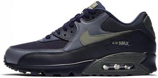 bol.com | Nike Air Max 90 Essential 537384-426 Blauw maat 40.5