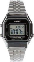 Casio Retro Digital Horloge LA680WEA-1EF - Zilver - 28,6 mm (S)