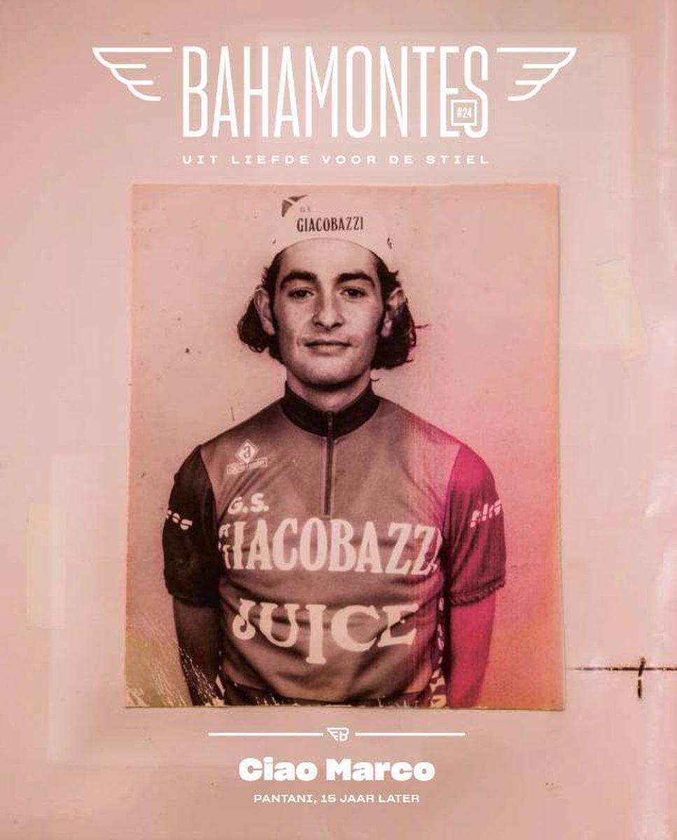 Bahamontes 24 -   Ciao Marco - Jonas Heyerick