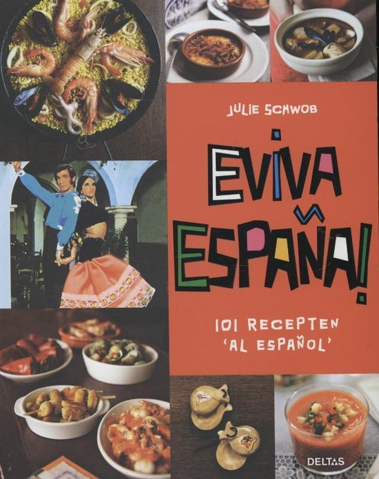 Eviva Espana! - Julie Schwob | Fthsonline.com