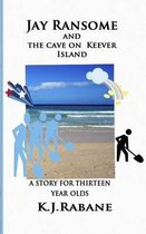 Jay Ransome and the cave on Keever Island