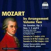 Mozart:Piano Sonatas Vol.2