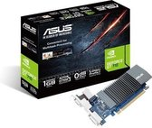 ASUS GT710-SL-1GD5 - Grafische kaart - GF GT 710 - 1 GB GDDR5 - PCIe 2.0 - DVI, D-Sub, HDMI - zonder ventilator
