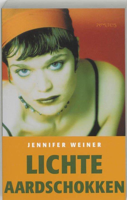 Lichte aardschokken - J. Weiner  