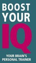 Boek cover Boost Your IQ van Joel Levy