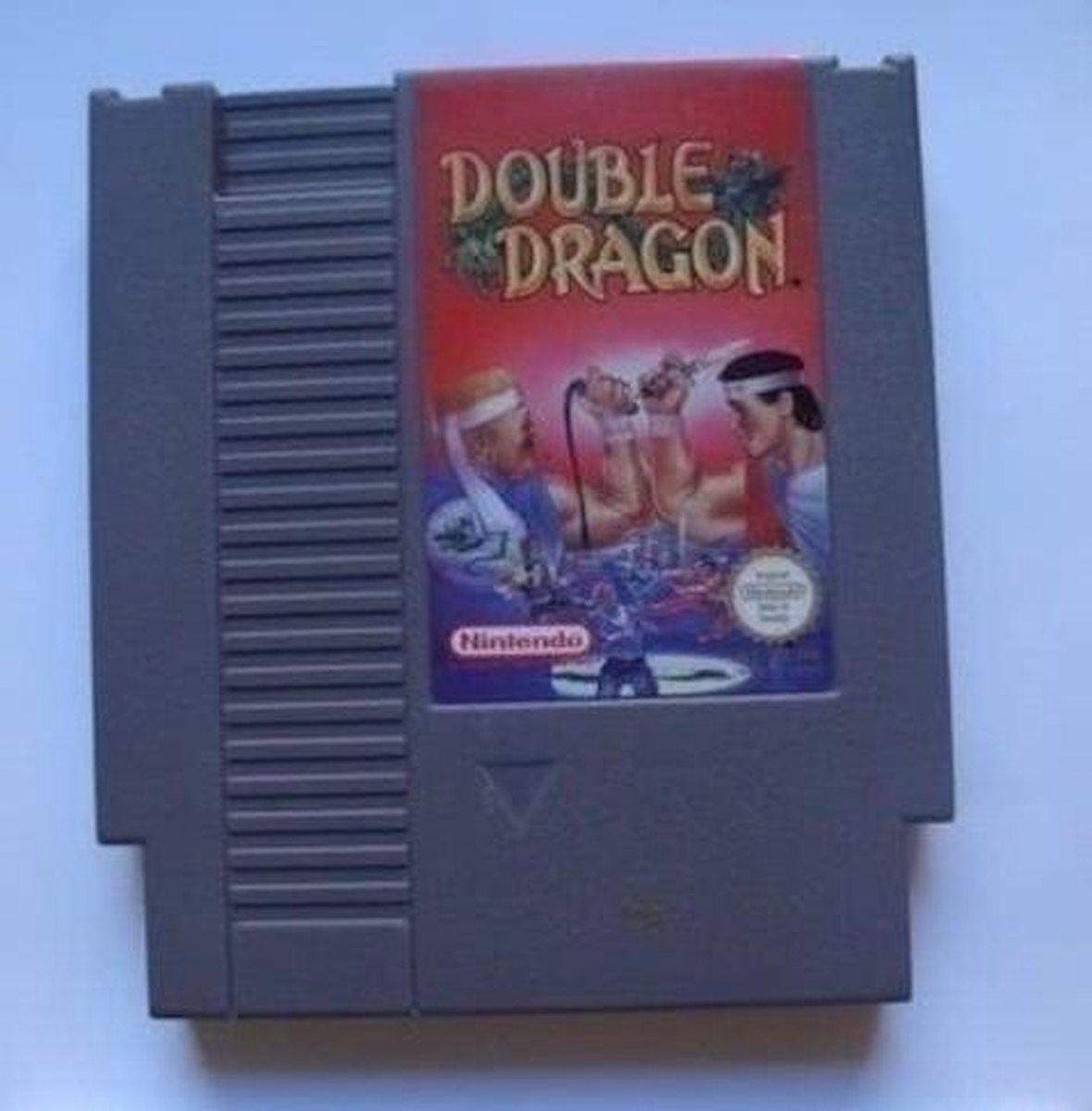 Double Dragon - Nintendo [NES] Game [PAL] - Nintendo