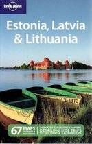 Lonely Planet: Estonia, Latvia & Lithuania (5Th Ed)