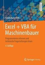 Excel + VBA Fur Maschinenbauer