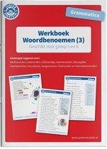 Werkboek Woordbenoemen Grammatica deel 3 Groep 5 en 6