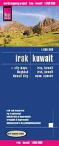 Reise Know-How Landkarte Irak, Kuwait 1 : 850.000