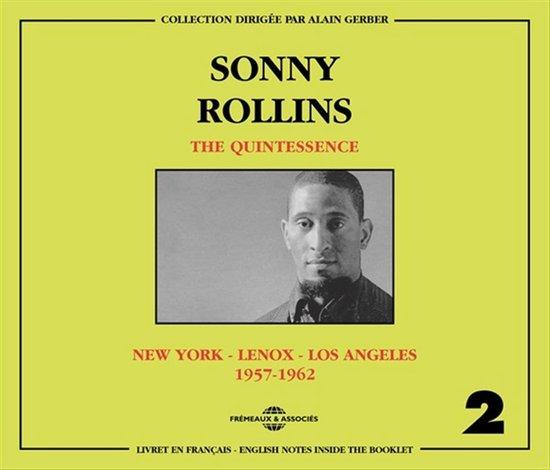 The Quintessence Vol. 2 1957-1962 (New York - Leno
