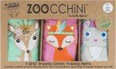 Zoocchini oefenbroekjes girl Woodland Princesses 2-3 jaar