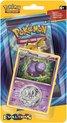 Afbeelding van het spelletje Pokemon XY Evolutions Checklane Blister Weezing
