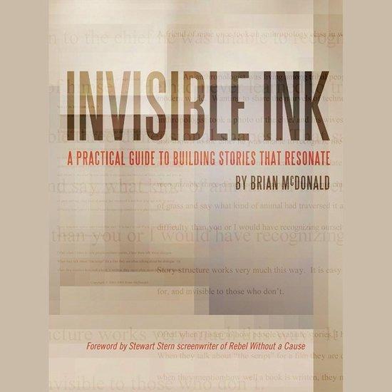 Afbeelding van Invisible Ink