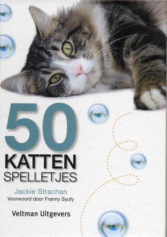 50 kattenspelletjes - J. Strachan  