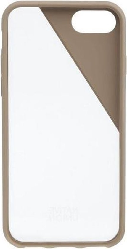 Clic Crystal iPhone 7 Taupe