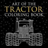 Omslag Art of the Tractor Coloring Book