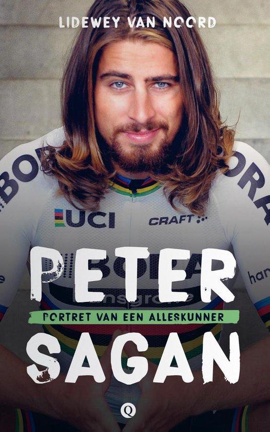 Boek cover Peter Sagan van Lidewey van Noord (Onbekend)