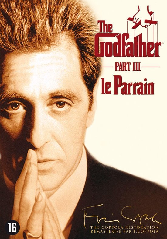 Cover van de film 'Godfather 3'