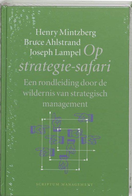 Op strategie-safari - Henry Moore |