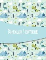 Dinosaur Story Book