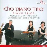 Piano Trios: Mendelssohn, Arensky, Tchaikovsky, Shostakovich