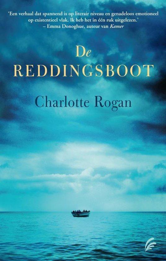 De reddingsboot - Charlotte Rogan pdf epub